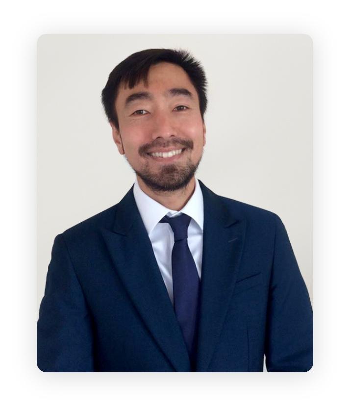 Portrait of Onelivery co-founder Yuki Matsuda